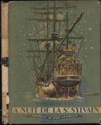 La Nuit De La St. Sylvain Images D'Edy Legrand by Madeleine Ley 1935 First Edition in French...