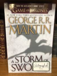 image of A STORM OF SWORDS [SIGNED]
