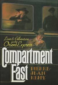 image of COMPARTMENT EAST ~ Love_Adventure On The Orient Express