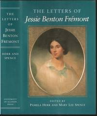 image of The Letters of Jessie Benton Fremont