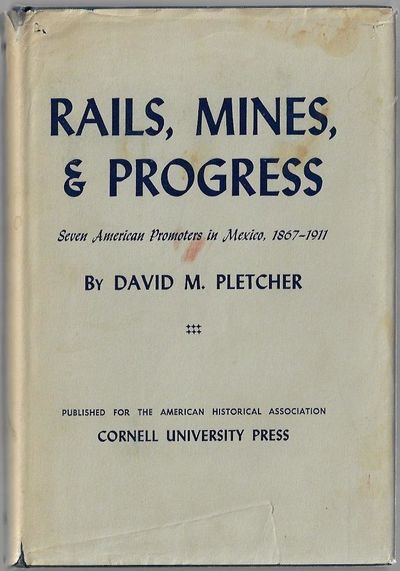 Ithaca, NY: Cornell University Press, 1958. First Edition. Hardcover. Very Good/good. x, 321 pp, wit...