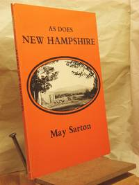 As Does New Hampshire and Other Poems