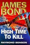 image of High Time To Kill - 1st Edition/1st Printing