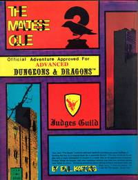 image of THE MALTESE CLUE