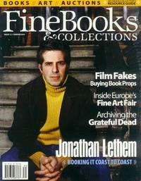 Fine Books & Collections Issue 11.1, Winter 2013