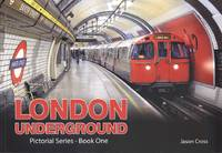 London Underground - Pictorial Series - Book One