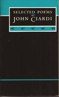 Ciardi Selected Poems (inscribed)
