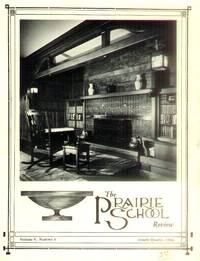image of The Prairie School Review: Volume V, Number 4, Fourth Quarter, 1968