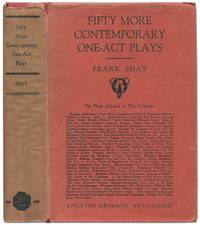 Fifty More Contemporary One-Act Plays