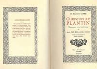 CHRISTOPHER PLANTIN