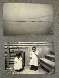 [Vernacular Photo Album of Seventy-Six Images Taken Along the Mississippi River at the Disappeared Town of Gayoso, Missouri]