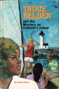 TRIXIE BELDEN: THE MYSTERY ON COBBETT'S ISLAND, #13.