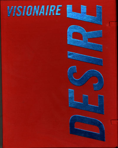 New York: Visionaire, 1994. First Edition. Softcover. Near Fine Condition. Red silk box with simulat...