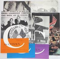 image of The Citizen: Official Journal of the Citizens Councils of America [six issues: January-June 1965]