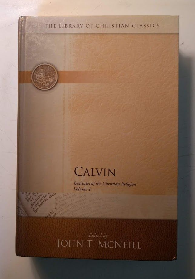 9780664220280 Institutes Of The Christian Religion 2 Volume Set