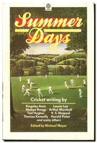 Summer Days  Writers on Cricket