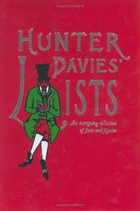 image of Hunter Davies' Lists: An Intriguing Collection of Facts and Figures