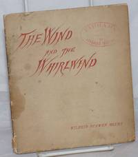 The wind and the whirlwind
