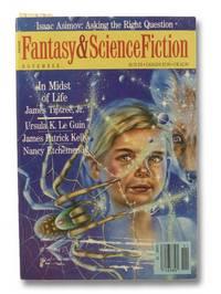 Fantasy & Science Fiction: November 1987