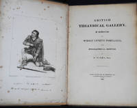 image of British Theatrical Gallery, A Collection of Whole Length Portraits, with Biographical Notices by D. Terry
