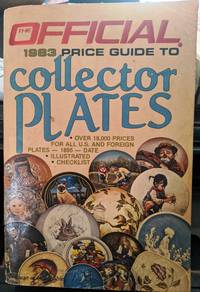 The Official 1983 Price Guide To Collector Plates