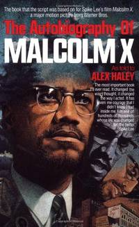 image of The Autobiography of Malcolm X