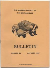 image of Bulletin No.24 October 1965