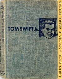 Tom Swift In The Caves Of Nuclear Fire : The New Tom Swift Jr. Adventures  #8: Blue Tweed Boards - The New Tom Swift Jr. Adventures Series