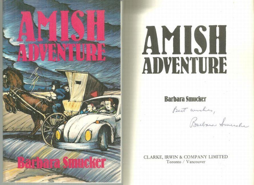 AMISH ADVENTURE, Smucker, Barbara