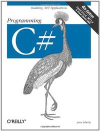 Programming C#: Building .NET Applications with C# by Jesse Liberty - Paperback - from World of Books Ltd (SKU: GOR001745881)