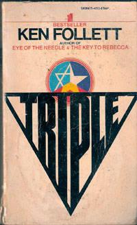Triple by  Ken Follett - Paperback - 1980 - from Melissa E Anderson (SKU: 01601)