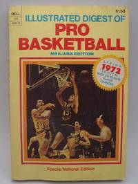 Illustrated Digest of Pro Basketball NBA-ABA Edition, 1972