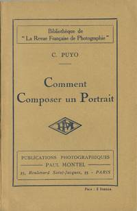COMMENT COMPOSER UN PORTRAIT