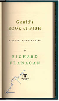 image of Gould's Book of Fish: A Novel in Twelve Fish.