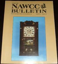 image of Watch and Clock Collectors Magazine August 1990 Issue of NAWCC Bulletin