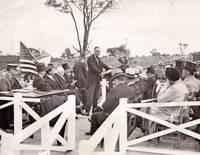 image of Original photo of Franklin Delano Roosevelt, 1931