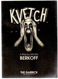 Kvetch - The Garrick Theatre Programme 1991