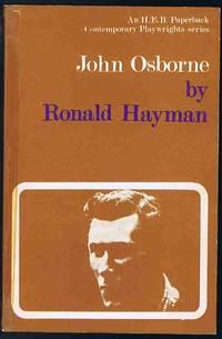 John Osborne (Contemporary Playwrights Series)