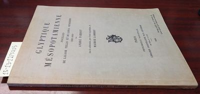 Paris: Imprimerie Nationale, 1954. Not Stated. Softcover. Small quarto; G+ condition paperback; ligh...