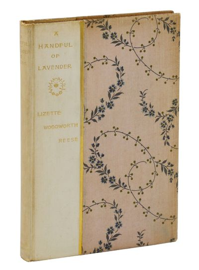 Boston & New York: Houghton Mifflin Company, 1891. First Edition. Near Fine. First edition. 100 pp. ...