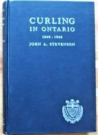 image of Curling in Ontario 1846-1946