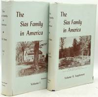 [GENEALOGY] THE SIAS FAMILY IN AMERICA, 1677 TO 1952 THE FIRST 275 YEARS; [WITH] SUPPLEMENT FOR THE SIAS FAMILY IN AMERICA (2 VOLUMES, SET)