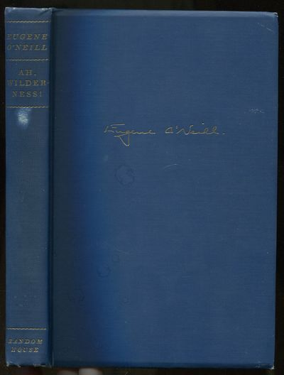 New York: Random House, 1933. Hardcover. Very Good. First edition. Owner's name on half-title, small...