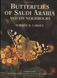 image of Butterflies of Saudi Arabia and its neighbours