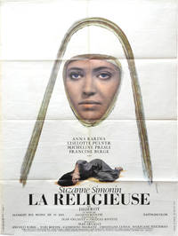 image of The Nun [La Religieuse] (Original French poster for the 1966 film)