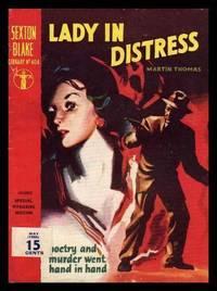 LADY IN DISTRESS - A Sexton Blake Mystery