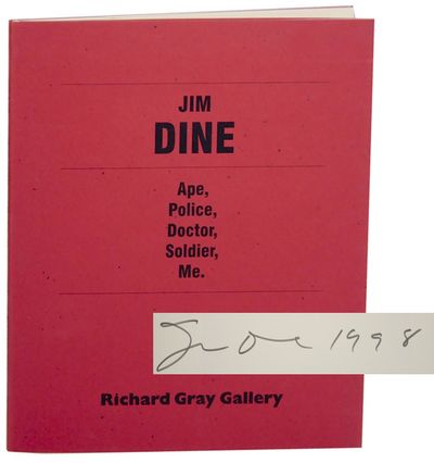 Chicago, IL: Richard Gray Gallery, 1998. First edition. Softcover. 24 pages. Exhibition catalog for ...