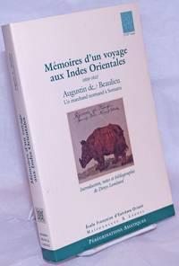 image of Mémoires d'un voyage aux Indes Orientales, 1619-1622: Un marchand normand à Sumatra.  Introduction, notes et bibliographie de Denys Lombard