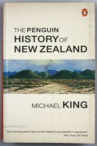 image of The Penguin History of New Zealand