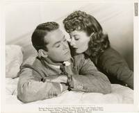 image of The Lady Eve (Original double weight photograph of Henry Fonda and Barbara Stanwyck from the 1941 film)